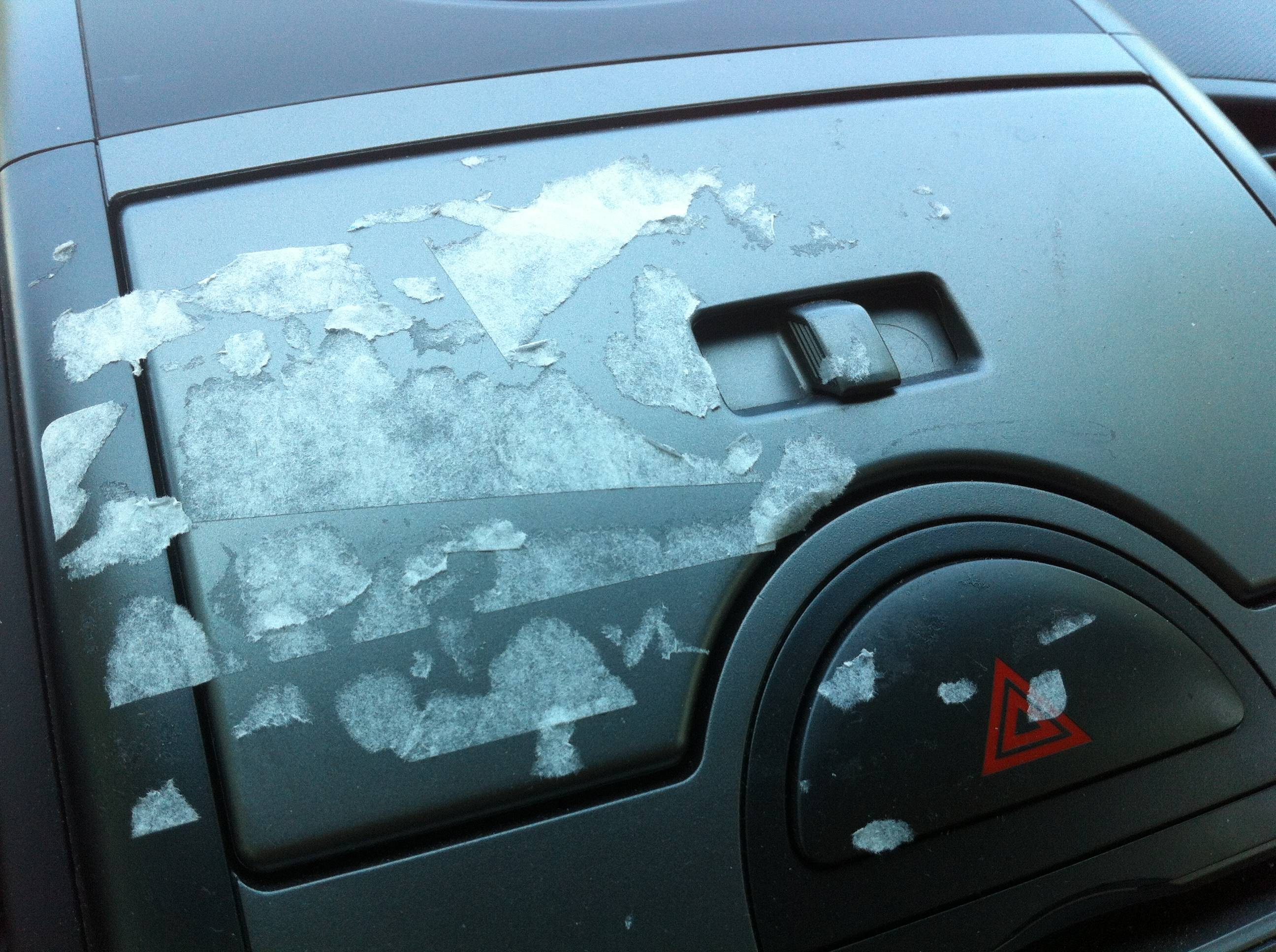 How To Remove Old Decals From Car
